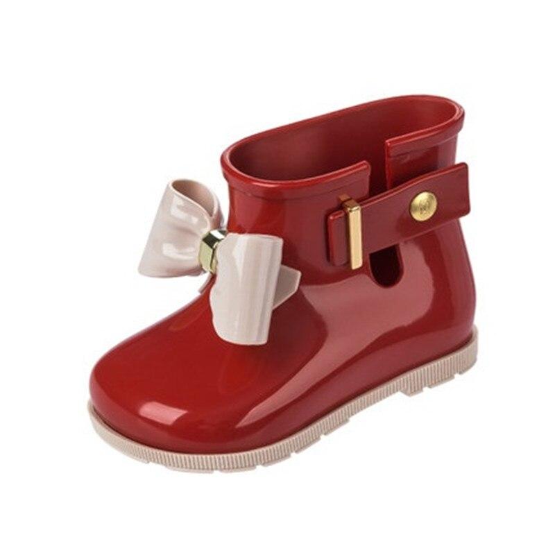 Girl Rain Boots Children Baby Girls