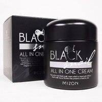 MIZON BLACK SNAIL All In One Snail Cream 75ml Anti wrinkle Whitening Moisturize