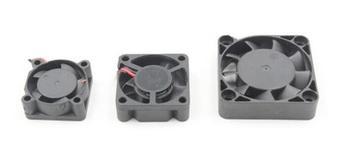RC modelo coche ESC 3010 motor ventilador de refrigeración para piezas de control remoto accesorios 25*25mm 30*30mm 40*40mm 50*50mm