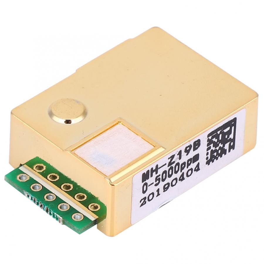 NDIR CO2 Sensor Electronic MH-Z19 CO2 Carbon Dioxide Gas Sensor Serial Output NDIR For CO2 Monitor