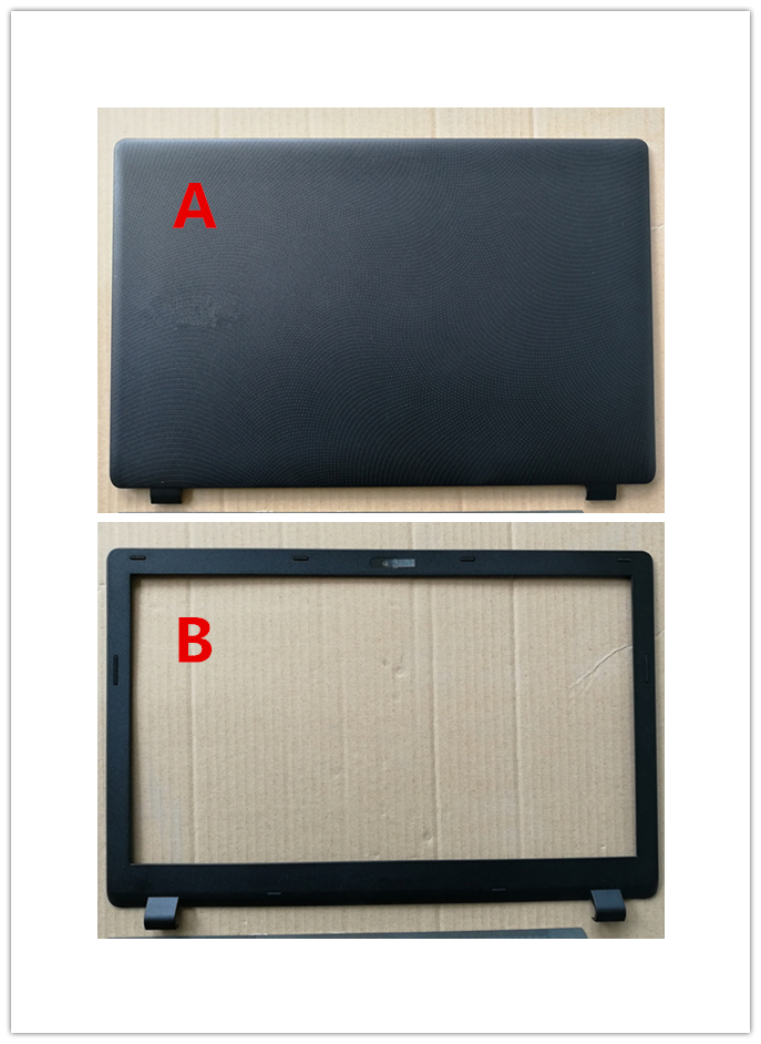 New laptop TOP case /lcd front bezel cover for ACER ES1-512 ES1-531 EX2519 N15W4 2519-C6K2 C4EB YLI4600530800
