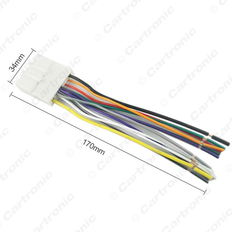 Best 12 Pin Wire Harness Contemporary - Electrical and Wiring ...