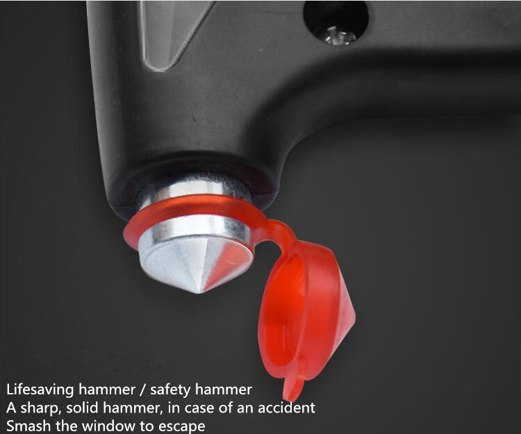 2018 Auto-styling CARsafety hammer accessories. FOR AUDI a1 a3 a4L a4 a5 a6 b8 c5 c6 b7 a6L a7 a8L S5 S a8 S8 Q3 Q5 Q7 SQ5 Q1