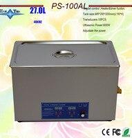 Heißer verkauf einstellbare power ultraschall reiniger timer & heizung fuction 30L PS-100AL der könig der leiterplatte  metall teile