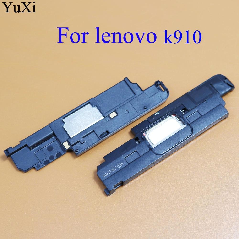 YuXi New Loud Speaker For Lenovo K910 LoudSpeaker Buzzer Ringer Flex Cable Mobile Phone Parts Replacement