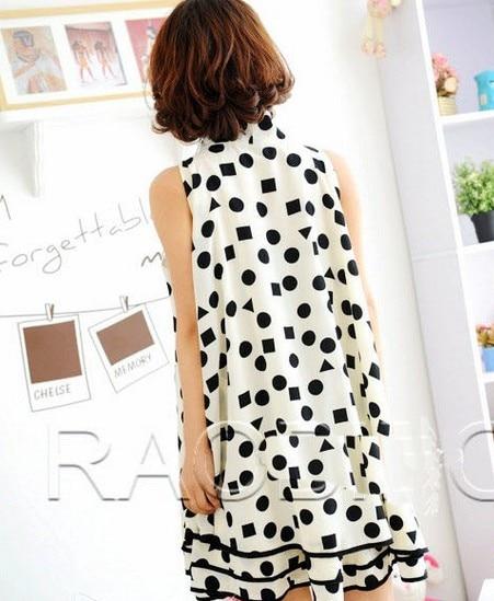 e8050f6b2 Vestido de punto vestidos casuales de la novedad linda ropa de maternidad  de maternidad ropa para mujeres embarazadas vestido de gasa verano en  Vestidos de ...