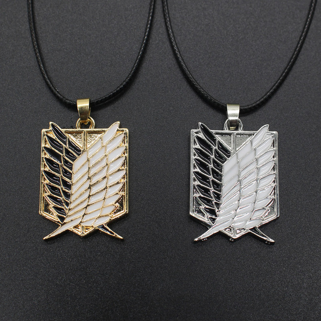 Attack On Titan Wings of Liberty Necklace