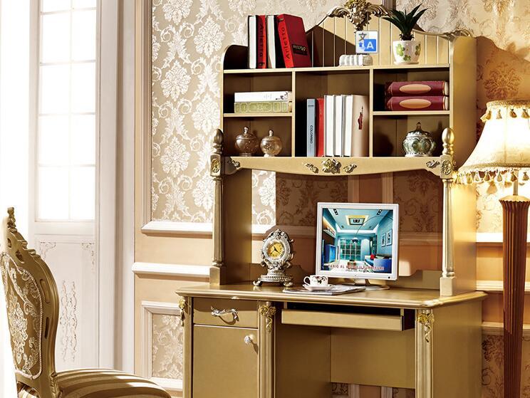 Nuovo classica europea mobili per ufficio scaffali armadi libreria