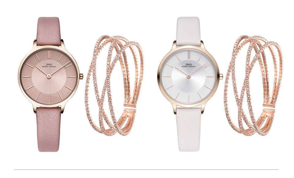 Watch Set For Women High-Quality Gift To Girls   -  1mrk.com