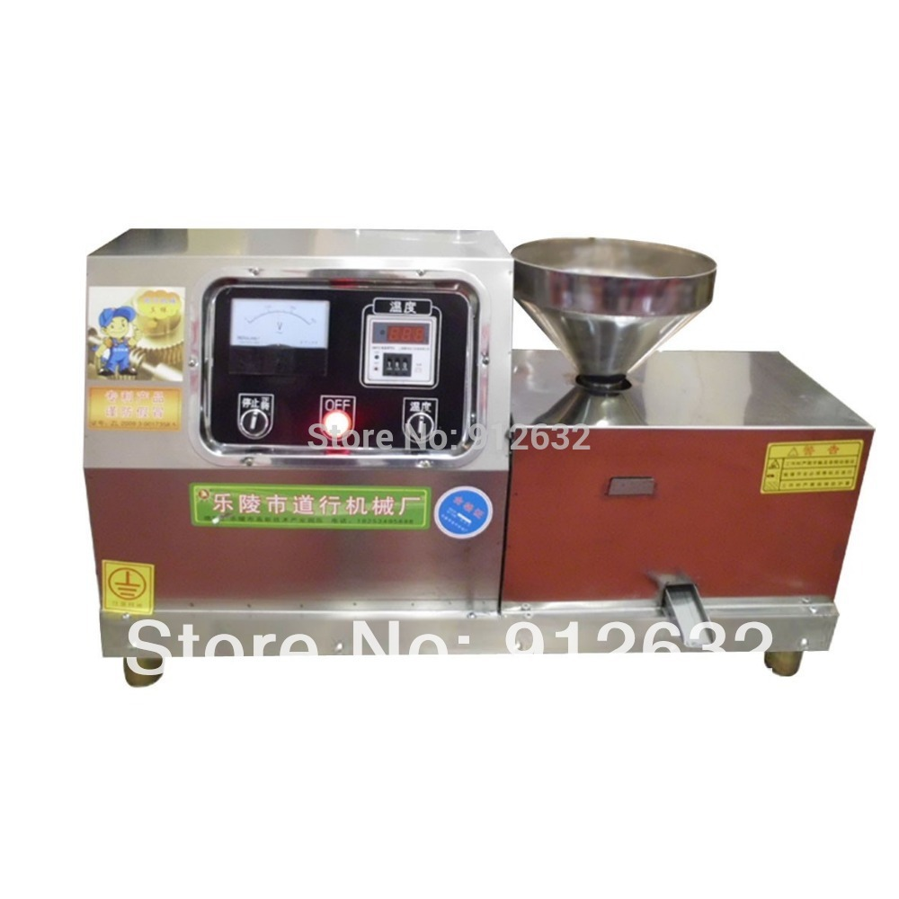 Commercial coconut oil presser  All Stainless Steel Electric Cold hot rolled oil presser machine to sale|machine machine|machine presser|machine rolling - title=