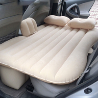 Air Inflatable Bed Sofa Chair Car Traveling Outdoor Camping Furniture Universal Adult Baby Seat Cover Cushion Auto Accessories