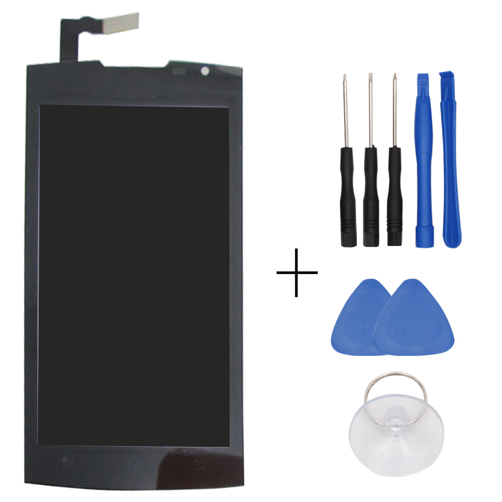 In Stock Original For Pioneer P80W Smartphone LCD Display And Touch Screen Assembly For Pioneer P80W Free Shipping +Tools maybelline new york суперстойкая компактная пудра superstay24 оттенок 30 золотисто бежевый 9 г