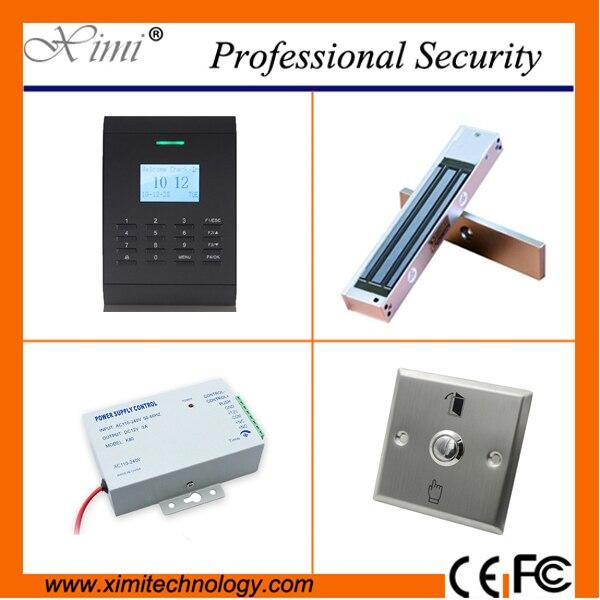 Автономное смарт система контроля доступа программного обеспечения 10000 Емкость карты магнитный замок checp sc403 двери контроллер