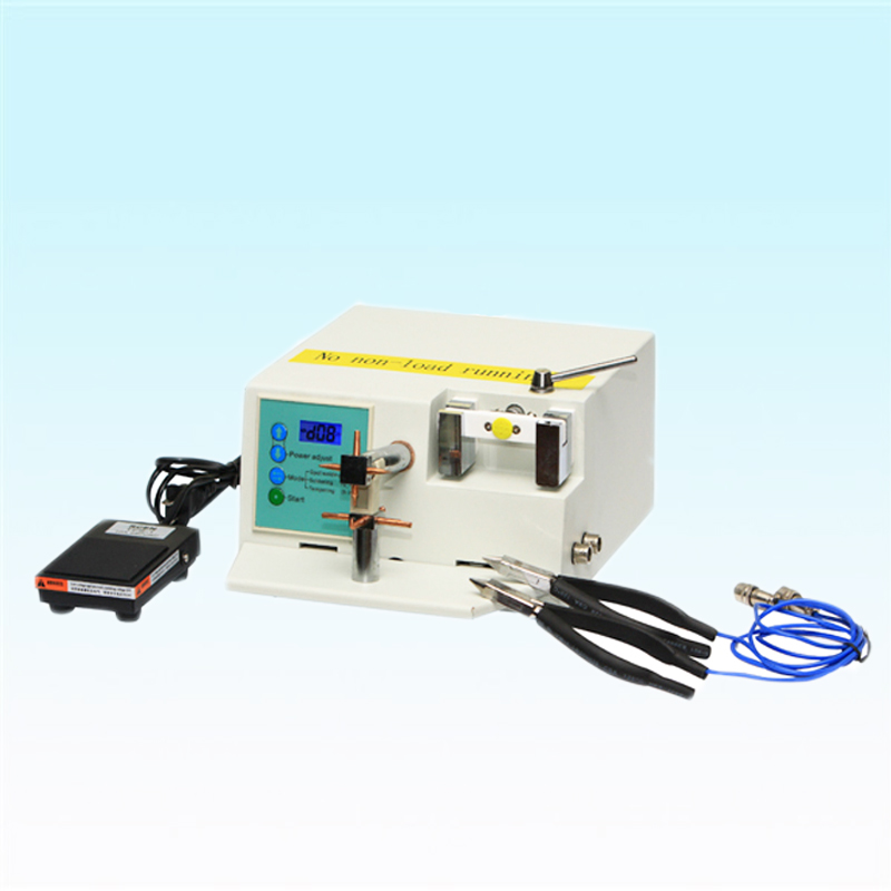 Professional Dental Lab Equipment Industrial Spot Welder Machine For Welding Battery Jewelry