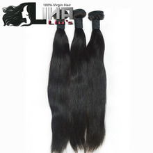 Cambodian human hair unprocessed 6A Virgin Hair,silk straight Cambodian Virgin hair 3 pcs/bundles lot