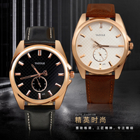 356 YAZOLE Small Three Stitches Men Quartz Watch Men Wrist Watches