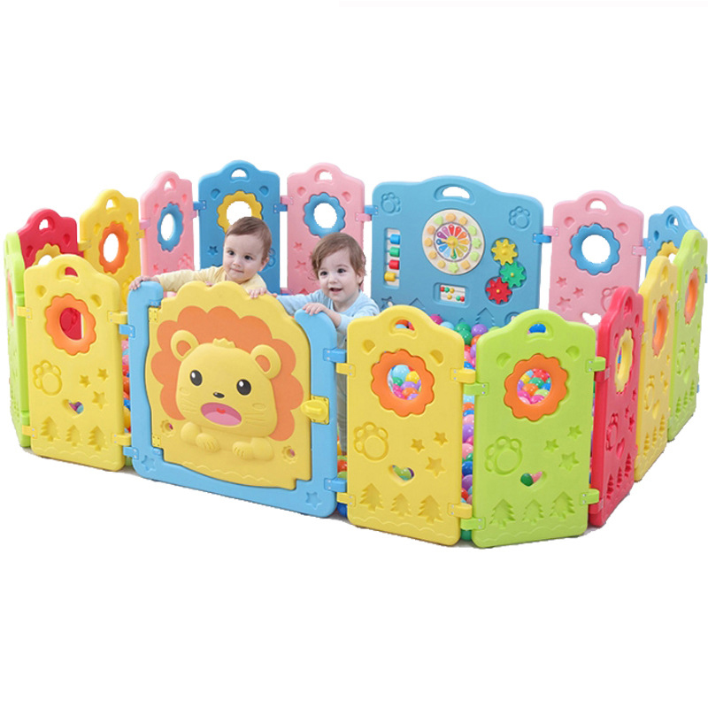 Baby Safety Fence indoor Guardrail Kids Place game  Activity Baby Playpens Game Fence Baby crawling toddler bar KP-B quality baby fence child fence baby safety guardrail creepiness toddler fence crib game house toy playpen colorful girl boy