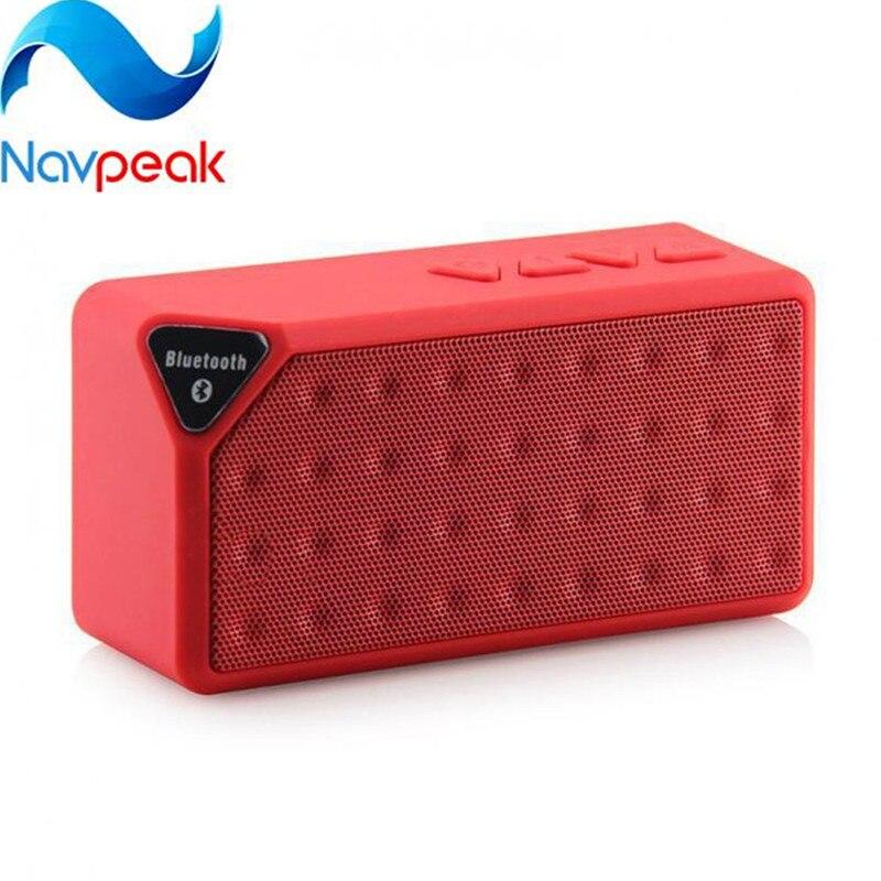 10Pcs/Lot Portable Wireless Mini Bluetooth Speaker FM Mini Music Sound Box Subwoofer Loudspeakers TF USB With Mic For Phones