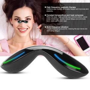 Image 3 - New Electric Vibration Heating Magnetic Eye Massager Dark Circle Eye Bags Removal  Instrument Eye Massager Relax