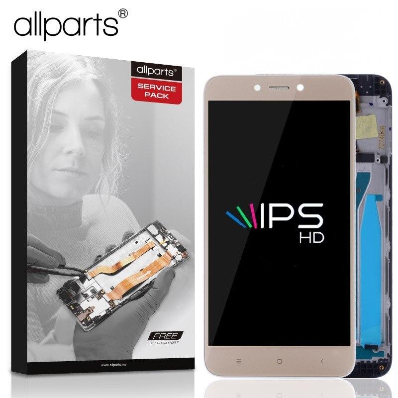 Snapdragon 625 Affichage D'origine Pour XIAOMI Redmi Note 4X Affichage Écran Tactile Avec Cadre Pour Redmi Note 4X LCD Affichage replaceme