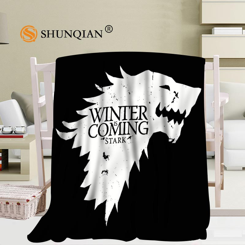 Custom Game Of Thrones Blanket Soft Diy Your Picture Decoration