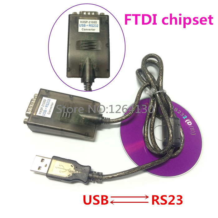 USB to RS232 Serial DB9 Converter Cable FTDI FT232RL FT232BL Windows7 64 4 GPS набор посуды bekker bk 6703 7 предметов