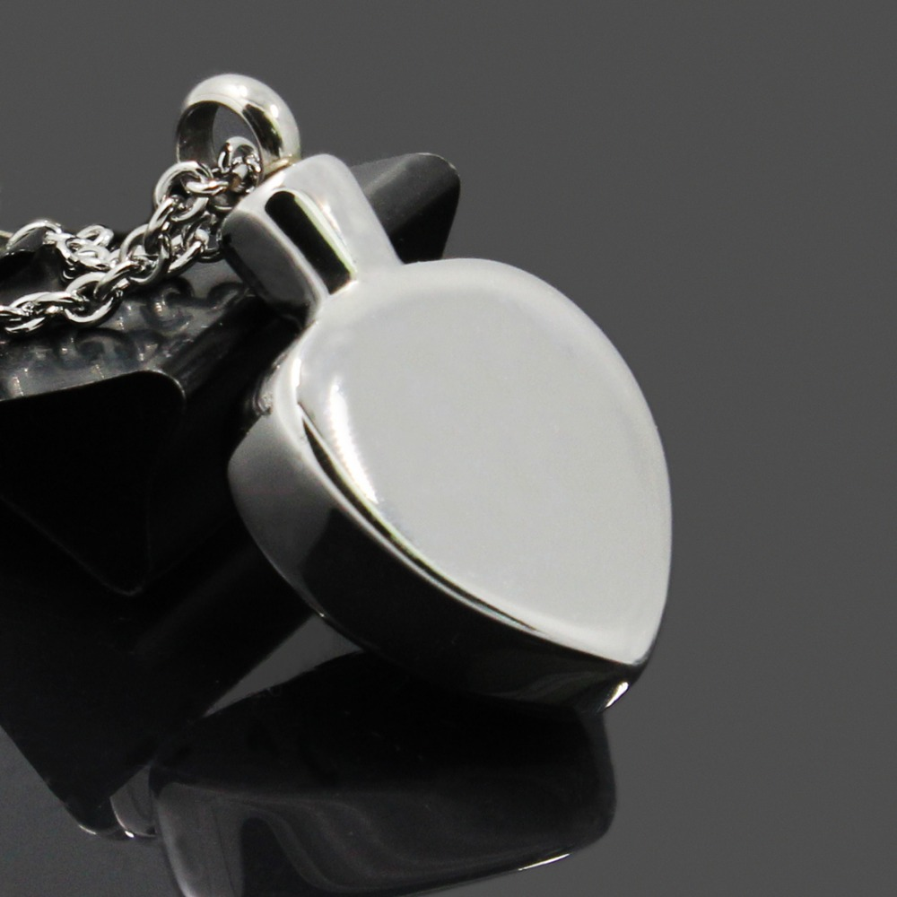 "Cylinder ""DAD"" Cremation Jewelry Keepsake Memorial Urn Necklace Ash Holder Free Shipping"