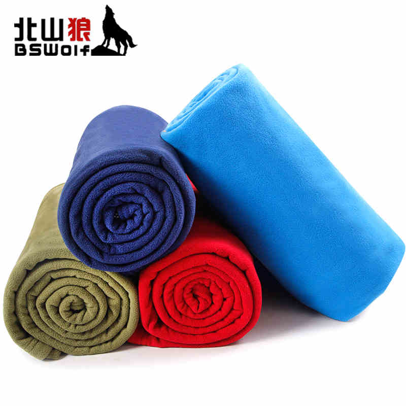 ФОТО Hot  selling  Liner Outdoor Camping Travel Splicing Sleep Bag  Portable fleece Spring Autumn Summer Sleeping Bag