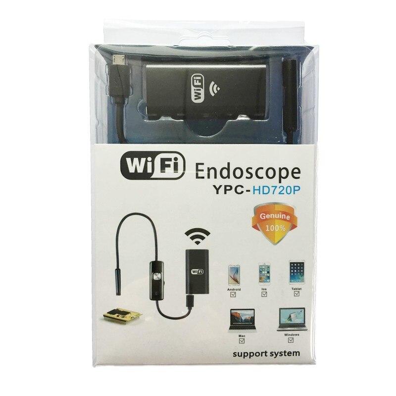 эндоскоп wifi купить в Китае