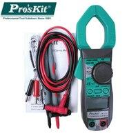 Pro'skit LCD 31/2 AC/DC Voltage Current Resistance Temperature Tester Multimeter Megohmmeter Digital Clamp Meter MT 3102