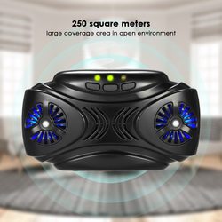 USB Powered Ultrasonic Bionic Wave Mouse Pest Control Repeller Electronic Insect Bug Mosquito Cockroach Repellent