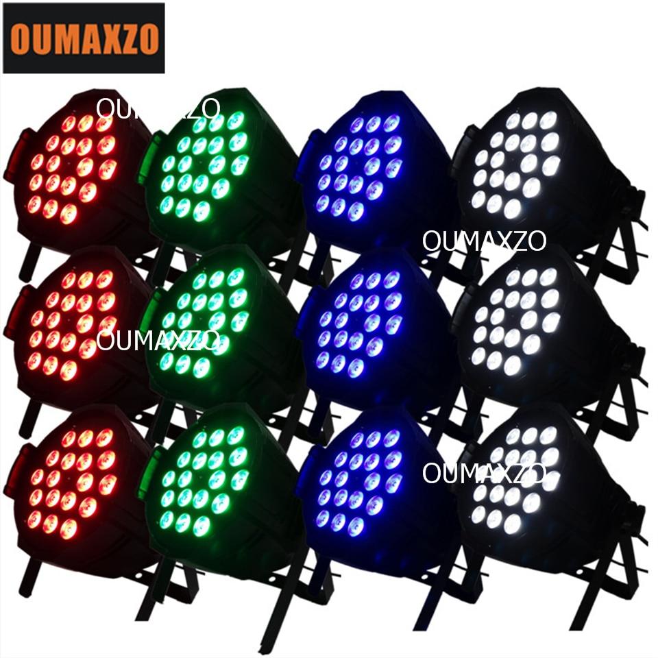 12pcs/lot 18pcs*12w RGBW 4in1 LED Par light led par light 18pcs 4in1 12w led par rgbw, RGBW led par 18pcs 12w rgbw led par light