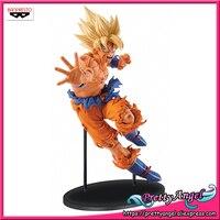 PrettyAngel Genuine Banpresto Dragon Ball Z/Kai SCultures Big 5 V.1 Super Saiyan Goku Gokou Action Figures