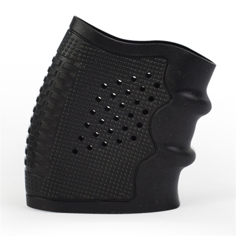 Glove Cover Sleeve Anti Slip For Most Of Glock Handguns Hunting Accessories Tactical Pistol Rubber Grip