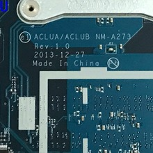KEFU BRAND NEW, 5820G45484 ACLUA / ACLUB NM-A273 Laptop moth