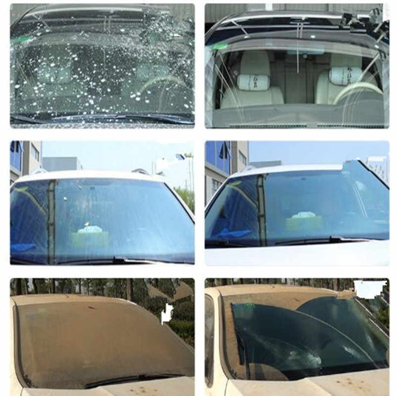 5 piezas coche ventana de limpieza de agua de vidrio de limpiaparabrisas para Ford Focus 2 3 1 Fiesta Mondeo MK4 MK 4 DE TRÁNSITO fusión Kuga Ranger Mustang