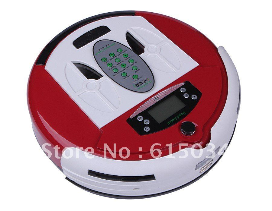 Christmas Promotion For 4 In 1 Multifunctional Robot Vacuum Cleaner,, Larger Dustbin,Mopping Function, UV lights free shipping best christmas gift for wife 4 in 1 multifunctional robot vacuum cleaner with lowest noise good for babies