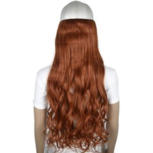 26″ Wavy Clip-In Hair Extension (30 Colors)