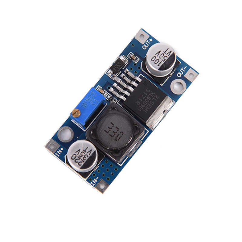 1Pc XL6009 DC Adjustable Langkah Meningkatkan Daya Converter Modul Ganti Power Supply Modul Dc-Dc Boost Converter