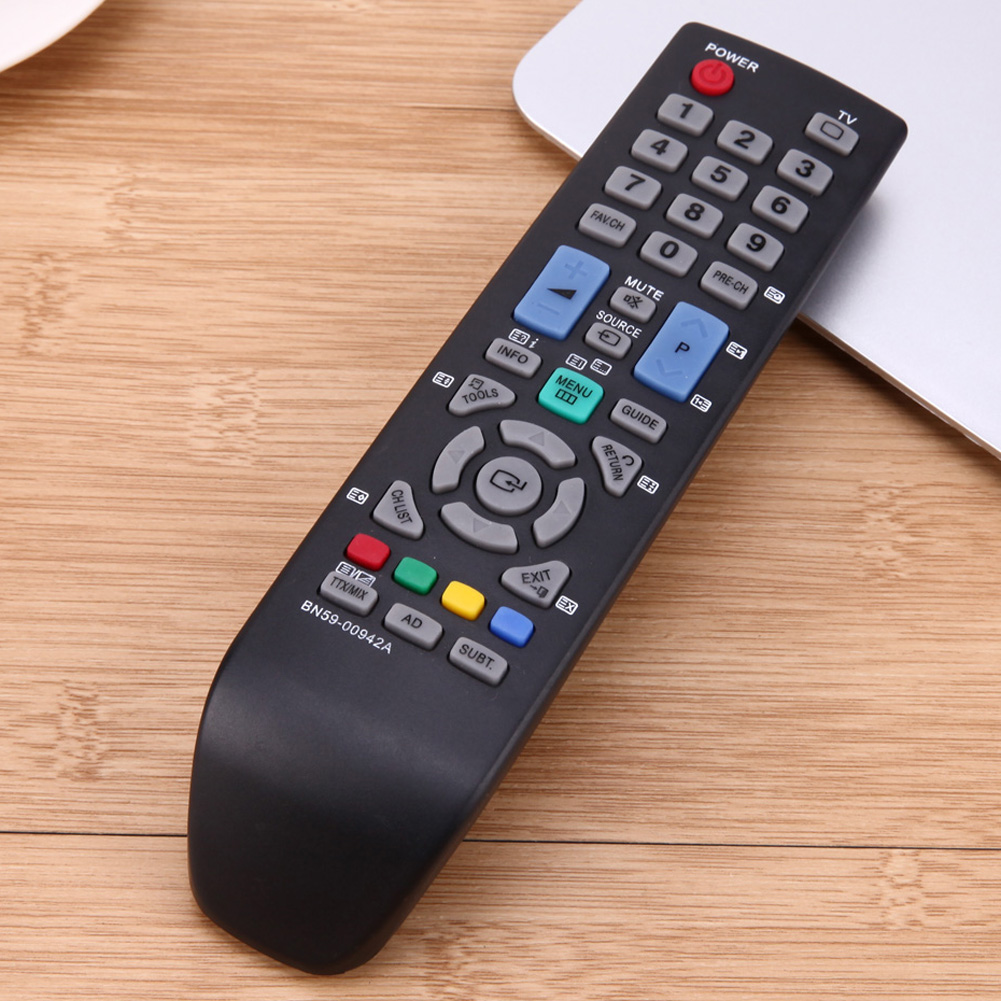 1pc New Replacement TV Remote Control for Samsung BN59-00942A BN59-00865A AA59-00496A AA59-00743ATV Remote Control