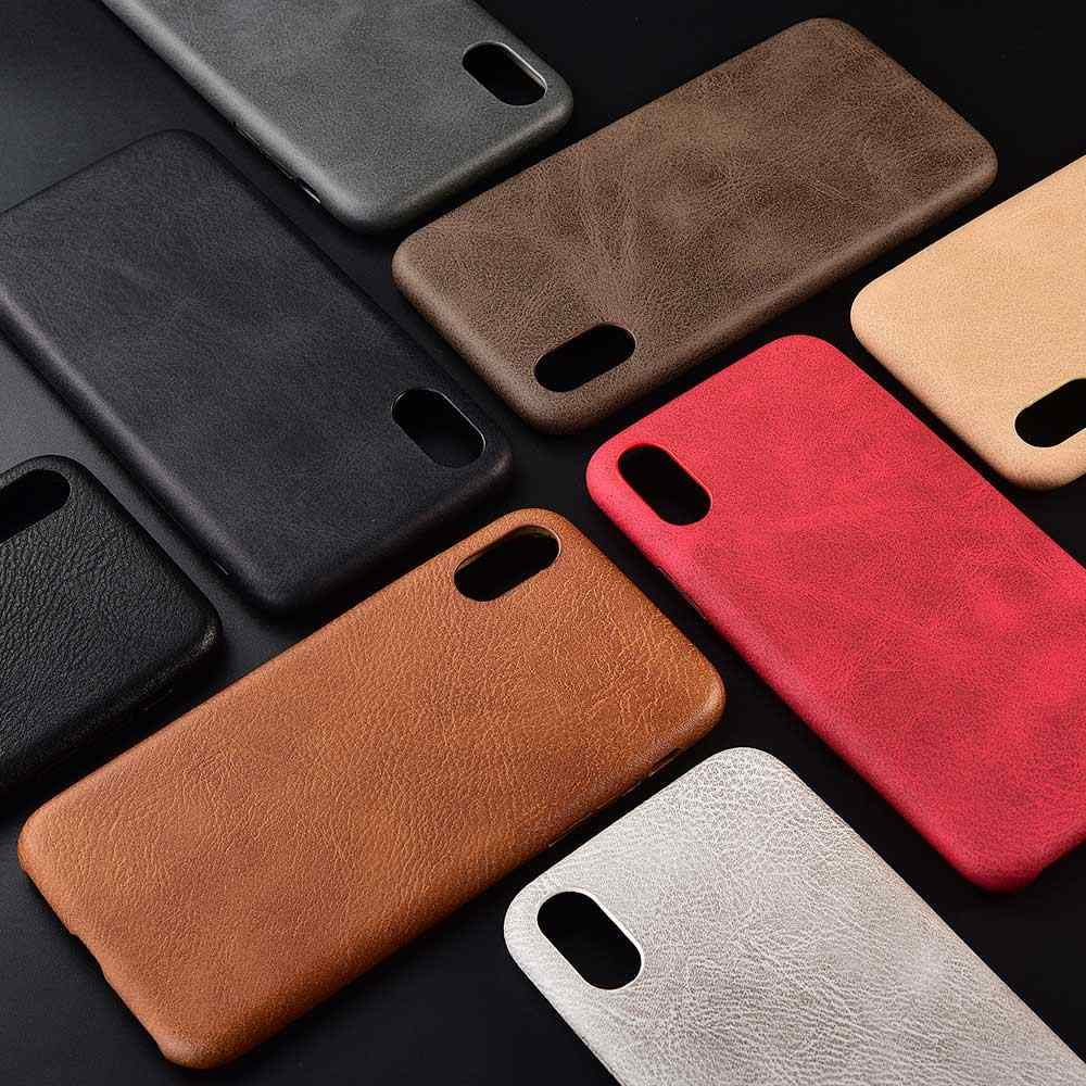 Boucho Für iPhone XS Max XR 11 Pro Max X Fall Snake Holz Textur Telefon Fällen Für iPhone 7 8 6 6s plus PU Leder Soft Cover