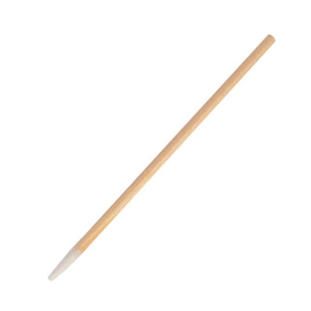 100Pcs/pack High-end Natural Eyelashes Micro Microbrush Brushes Top Cotton Disposable Individual Extension Makeup brush Swab 1