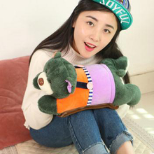Stuffed Animals Plush Movies The New Explosion-proof Charging Hot Water Bag Cartoon Detachable Hand Warmer Note Plumbing