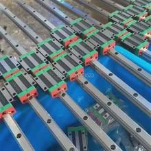 Lineer Kılavuz Rayı 20mm Lineer Ray Rehberleri HB20-800/1200/1500mm 2 adet + 8 adet Flanş tipi Blok HBW20CC + 9 adet 15*15*1000mm dişli raf
