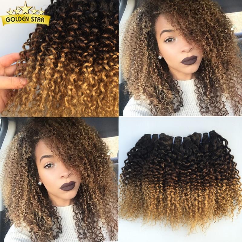 Virgin Indian Deep Curly Hair 4 Bundles 7a Afro Kinky