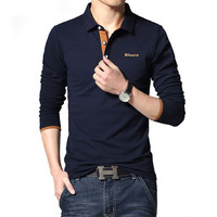BOLUBAO 2017 New Brand Polo Shirt Men Spring Fashion Solid Color Mens Cotton Polos Casual Quality