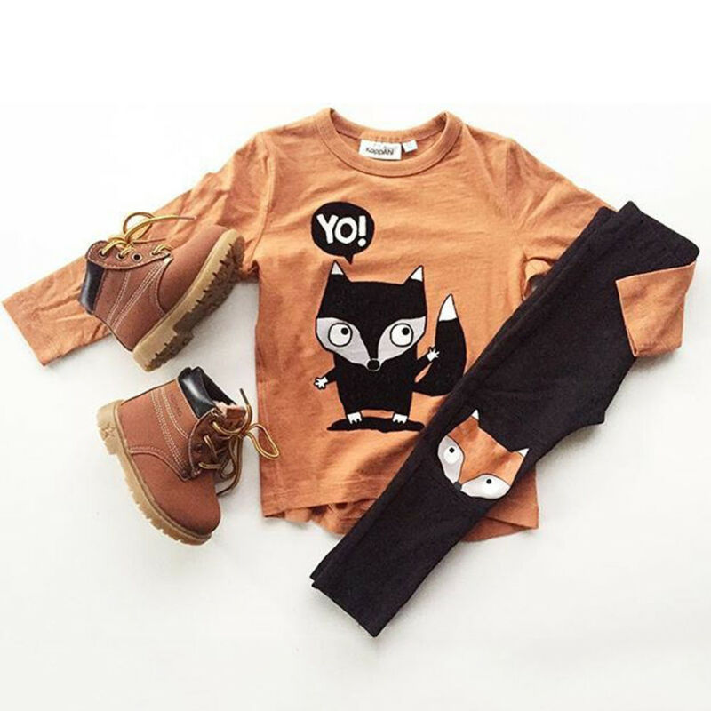 PUDCOCO T-Shirt Outfit-Set Long-Pants Toddler Baby-Boy Kids Tops Wholesale 1-4years-Support
