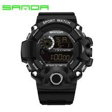 MONTRES Hommes Mode Montre-Bracelet Étanche hommes numérique sports de plein air montres Automatique datajust militaire horloges de luxe vintage
