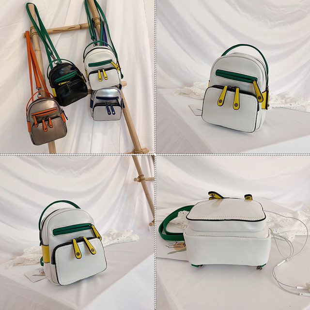 Casual Mini Backpack for Girls