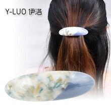 Women headwear 2017 new genuine hair barrette cute clips for girls vintage accessories women